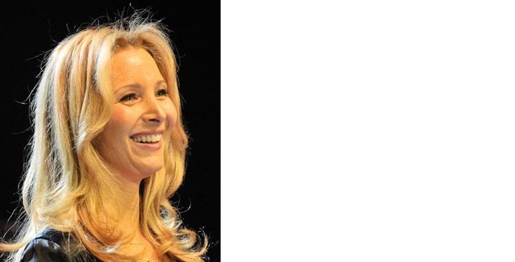 Lisa Kudrow, Blonde celebrity smiling