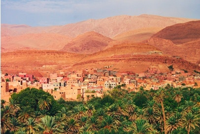 How to apply for a Morocco student visa
