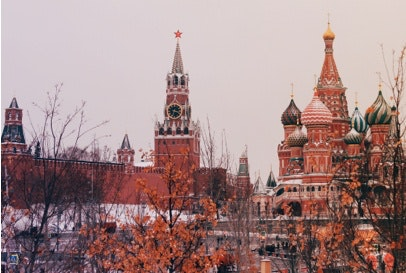 How to apply for a Russia student visa