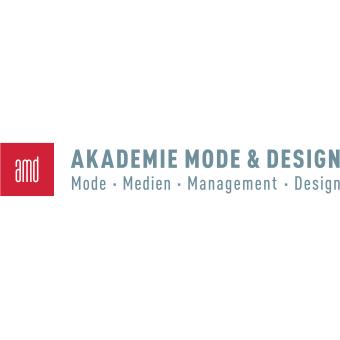 AMD Akademie Mode & Design logo