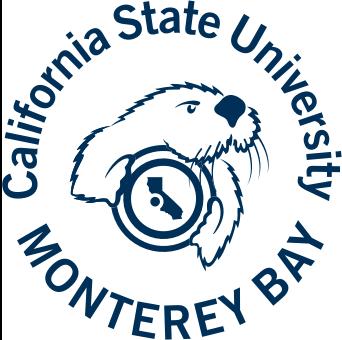 California State University, Monterey Bay logo