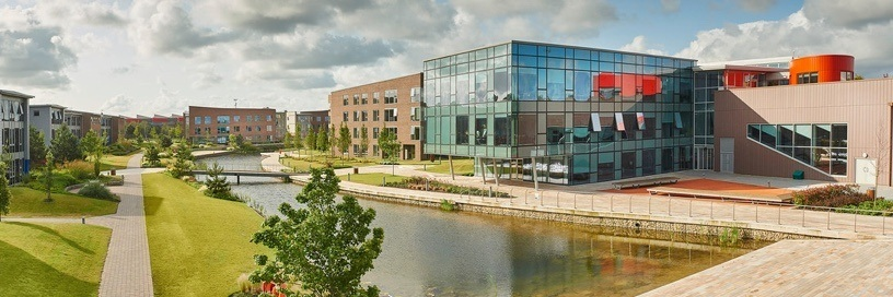 Edge Hill University photo