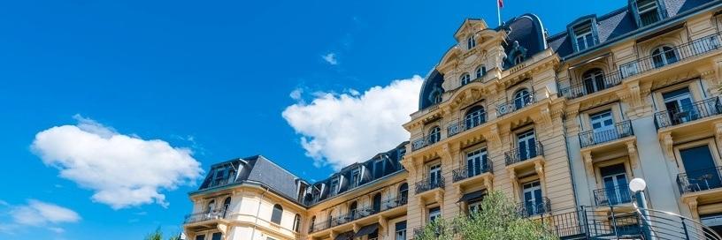 Hotel Institute Montreux photo