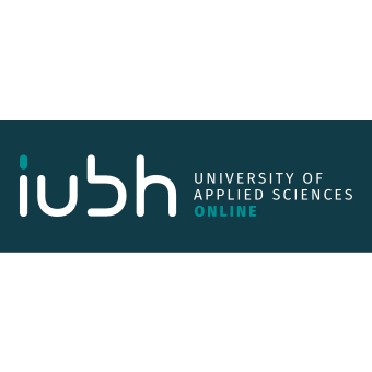 IUBH University of Applied Sciences - Online logo