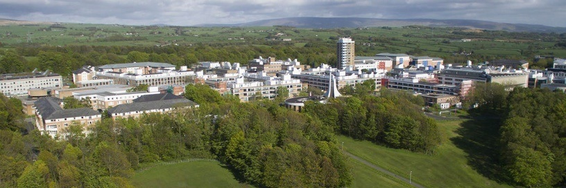Lancaster University photo