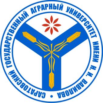 Saratov State Agrarian University logo