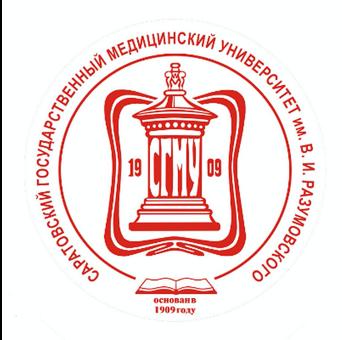 Saratov State Medical University logo