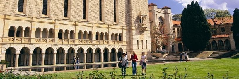 University of Western Australia photo