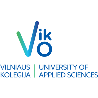 Vilnius Kolegija University of Applied Sciences logo